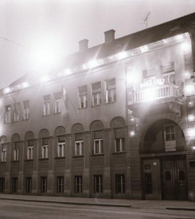 Pančevo spremno za 1. maj 1963.