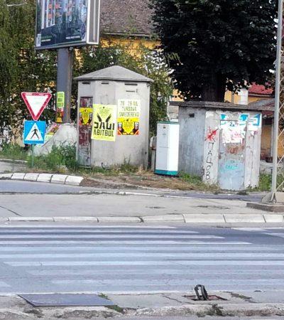 Saobraćajni kolaps na Strelištu