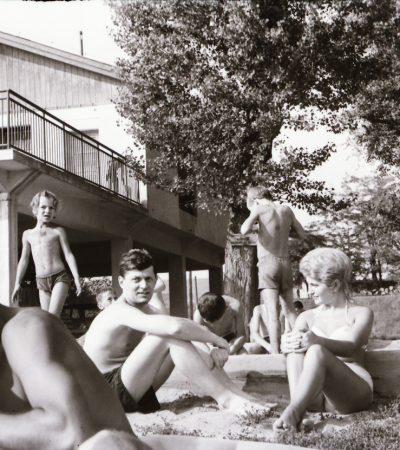 Prizori sa Tamiša – jul 1964.