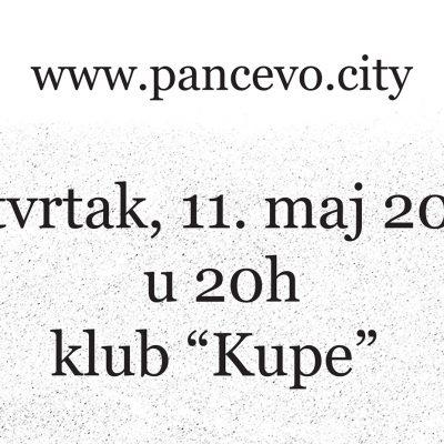 Promocija sajta Pančevo si ti