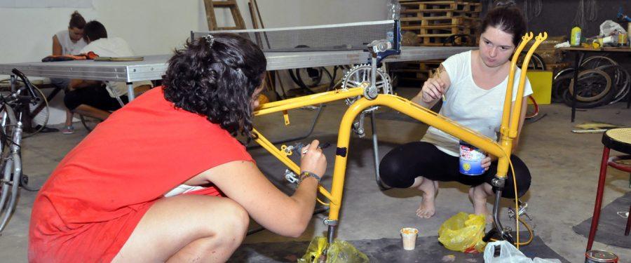 Recikliraju, repariraju i biciklistički nas razvijaju
