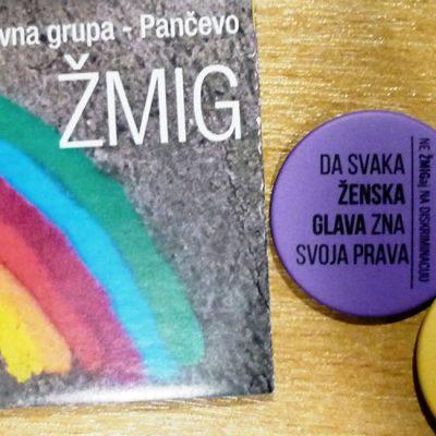 Ženska mirovna grupa Pančevo – ŽMIG