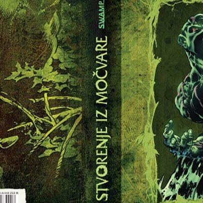 Stvorenje iz močvare – knjiga 1