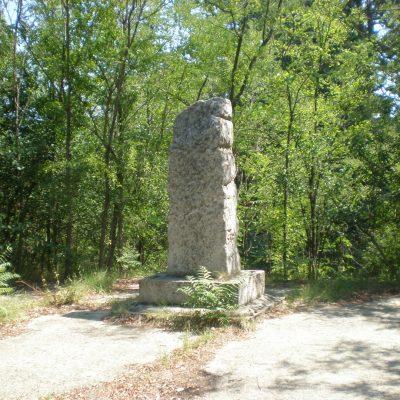 Spomenici u Peščari