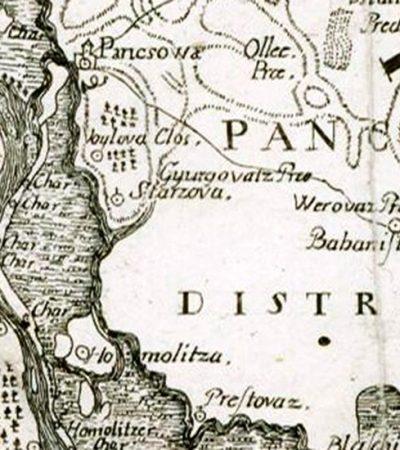 Iščezla naselja južnoga Banata