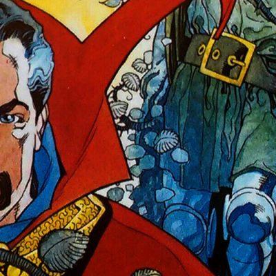 Doktor Strejndž – pobeda i patnja