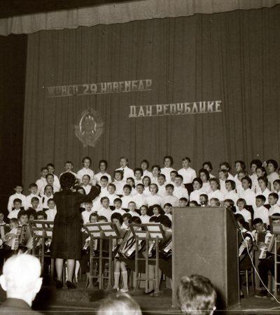 Proslava Dana Republike 1961. godine