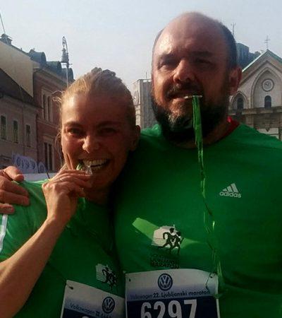 Ljubljana, Slovenija, polumaraton i back to reality