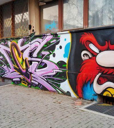 Gradski grafiti i murali