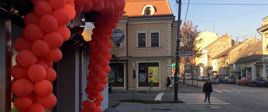 Crveni baloni…