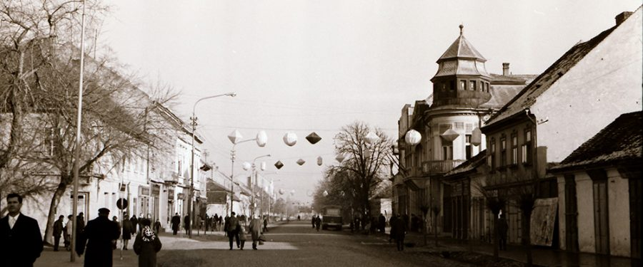 Pred doček 1967. godine