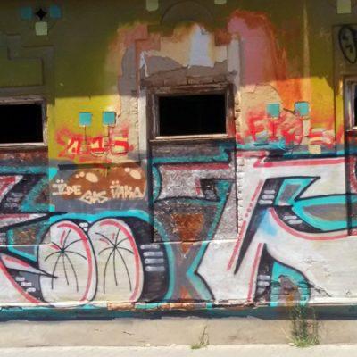 O žvrljotinama, o grafitima i o odgovornosti