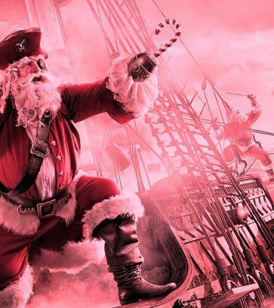 Deda Mraze, Deda Mraze, sjaši sa paklene staze