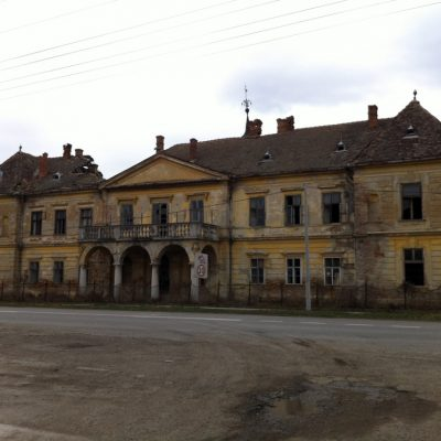 Dvorac Bisinger u Vlajkovcu