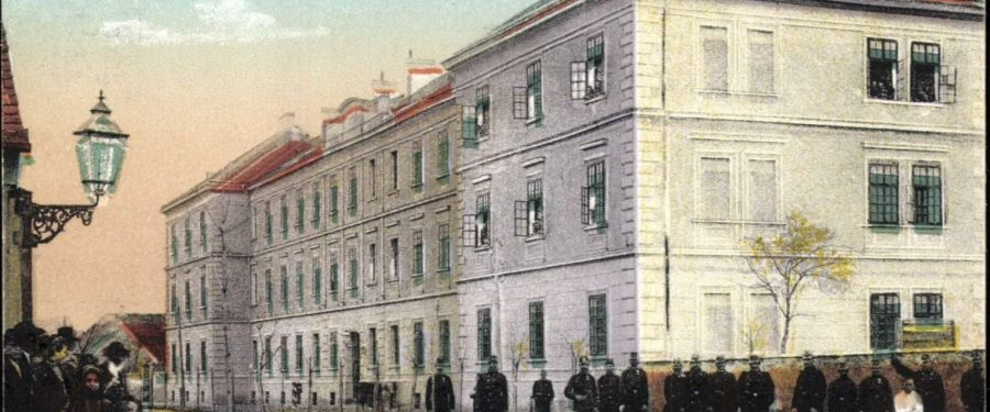 Pančevačka vojnička istorija