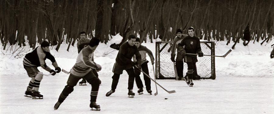 Hokej u kubicima – februar 1963.
