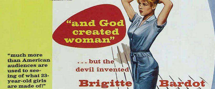 I Bog stvori ženu