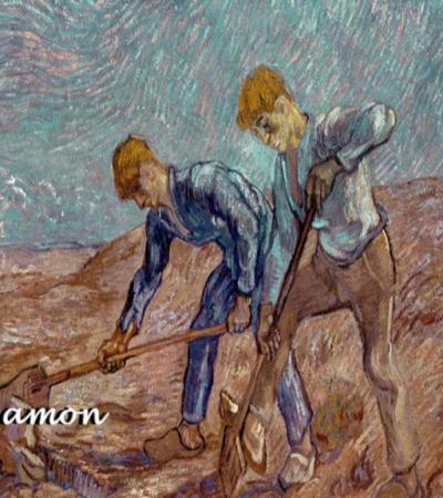 O Bogu i Van Gogu a o jedačima krompira da i ne govorimo