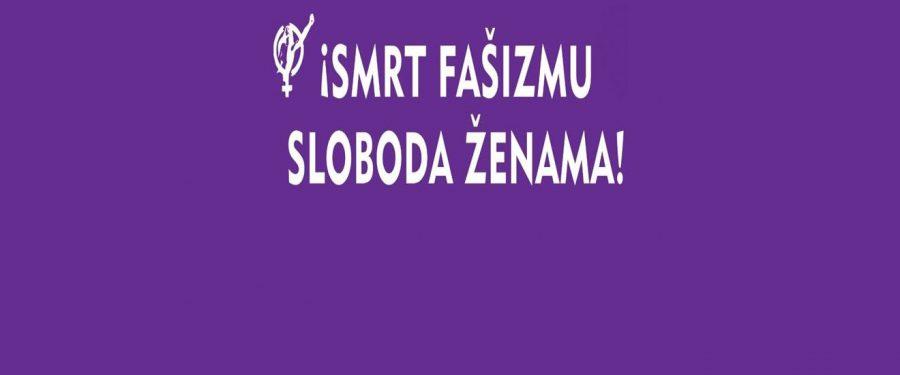 Smrt fašizmu – sloboda ženama!