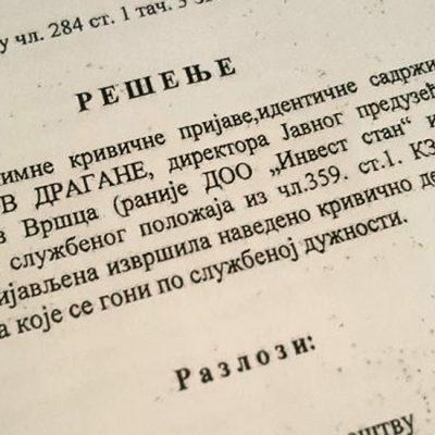 Tužilaštvo: Javni novac upotrebljen za potrebe SNS-a nije kršenje zakona
