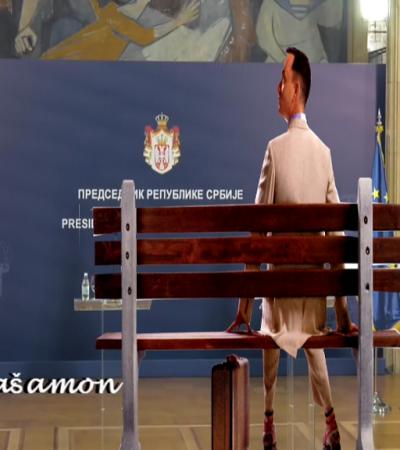 Prva poseta drugog pomoćnika trećeg sekretara Danu Mrmota u Srbiji