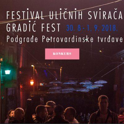 Otvoren rok za prijave za Festival uličnih svirača