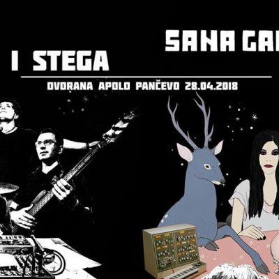 """Bas i Stega"" i Sana Garić u ""Apolu"""