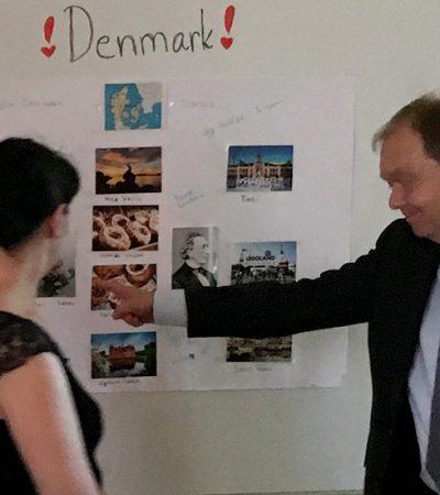 Četvrto/tri, šta znaš o… Danskoj