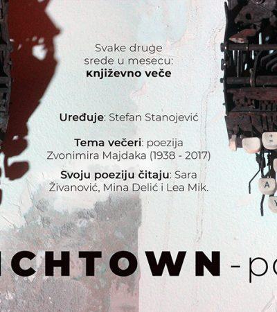 """""""Punchtown Poetry"""" u """"Pogonu"""""""