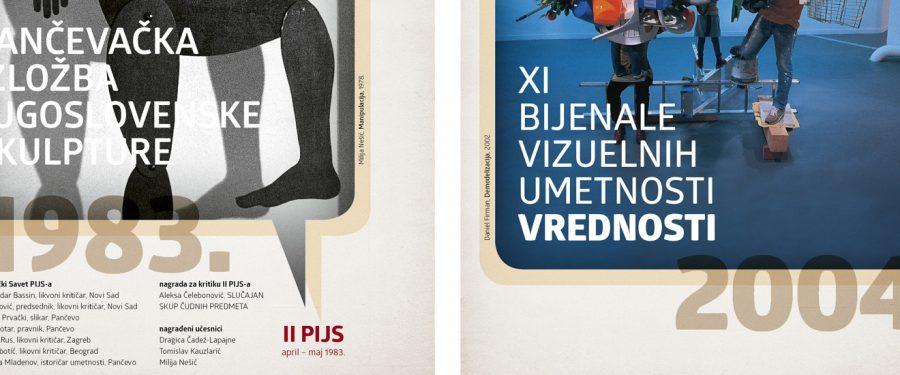 Vizuelni identitet Bijenala umetnosti na Forumu Kreativna Evropa
