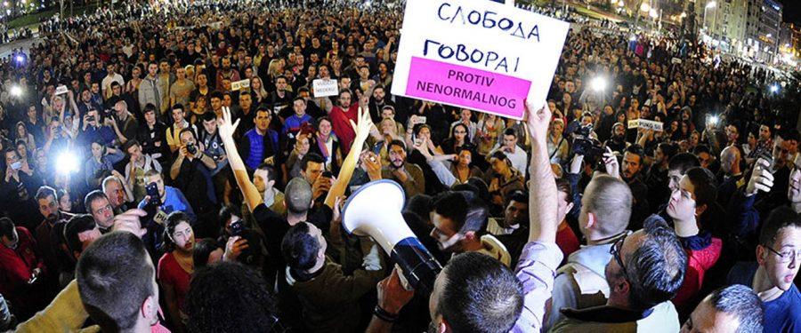 Šta sve trpiš u Srbiji kad si opozicionar(ka)