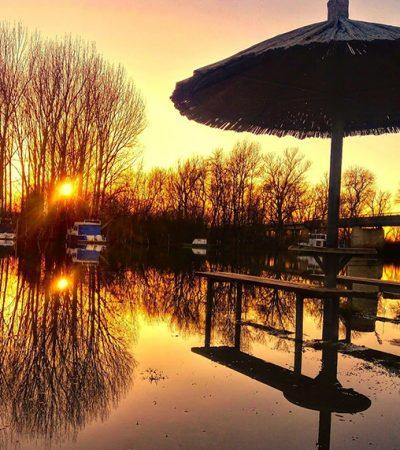 Sunce u Pančevu
