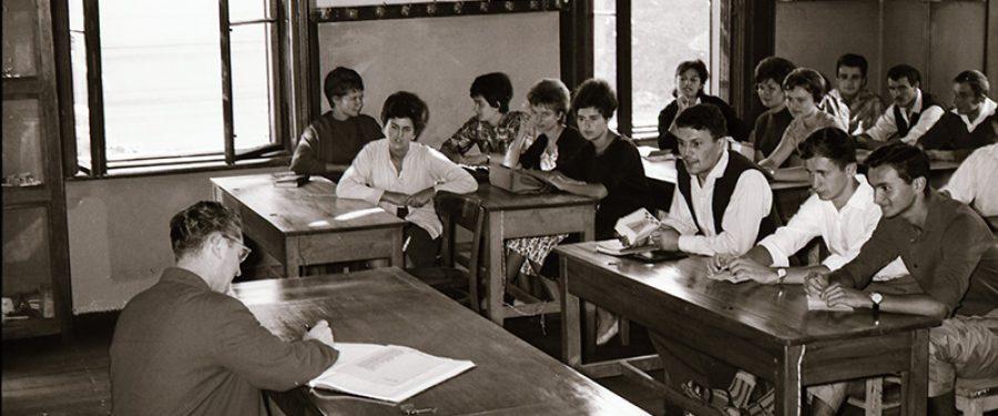 Gimnazija 1962.