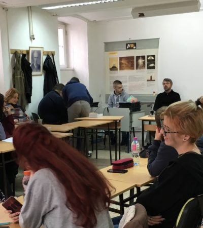 "Omladinska škola novinarstva ""Omnibus"", treći put"