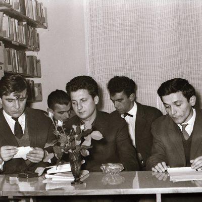 Književno veče novembra 1963.
