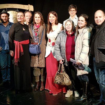 Slovenačka etno muzika u Kulturnom centru Pančeva
