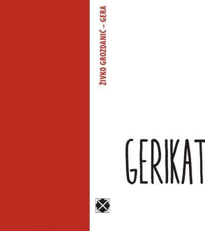"""Knjiga """"Gerikature"""" Živka Grozdanića Gere pred pančevačkom publikom"""