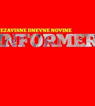 Informer naplatio od Pančeva 166.000 po tekstu, ne smeta što ne zna ni koja reka protiče kroz grad