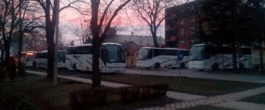 Oproštajna turneja Aleksandra Vučića južnim Banatom