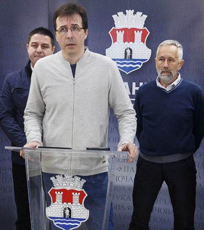 Opozicioni odbornici bojkotovali današnje zasedanje Skupštine Grada