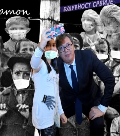 Zaštitimo našu decu od Doktora Aušvicerzena ili Maske su pale