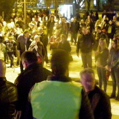 Protest u Kovinu: Hitna pomoć bez upotrebne dozvole?