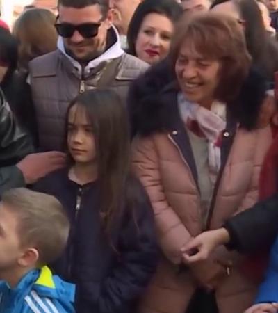 Devojčica iz Budućnosti Srbije