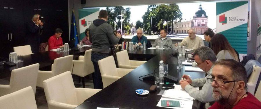 Komisija za žalbe Saveta za štampu uputila četiri javne opomene sajtu epancevo.rs