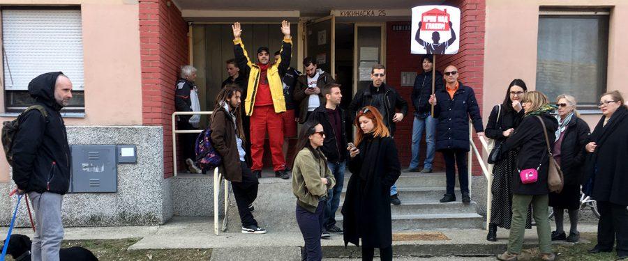 Zakazano ponovno iseljenje porodice Poznatov Merča