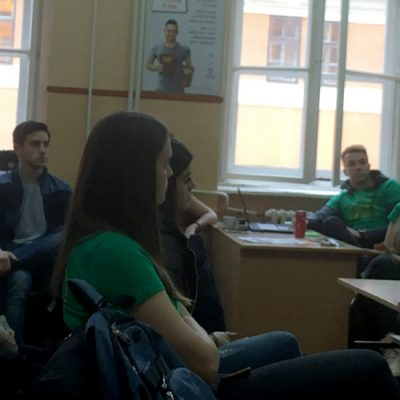 """""""Zeleni ponedeljak"""" u Gimnaziji: Aktivizam će spasiti planetu"""