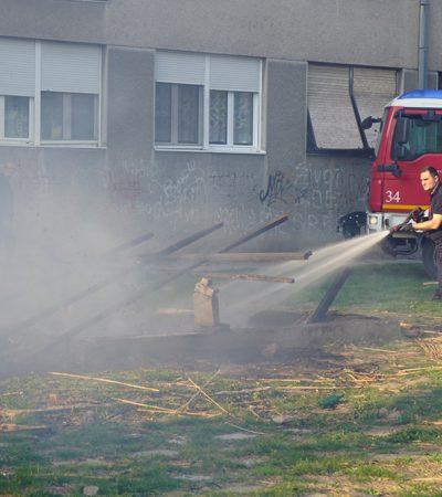 Vatrogasci u službi građana