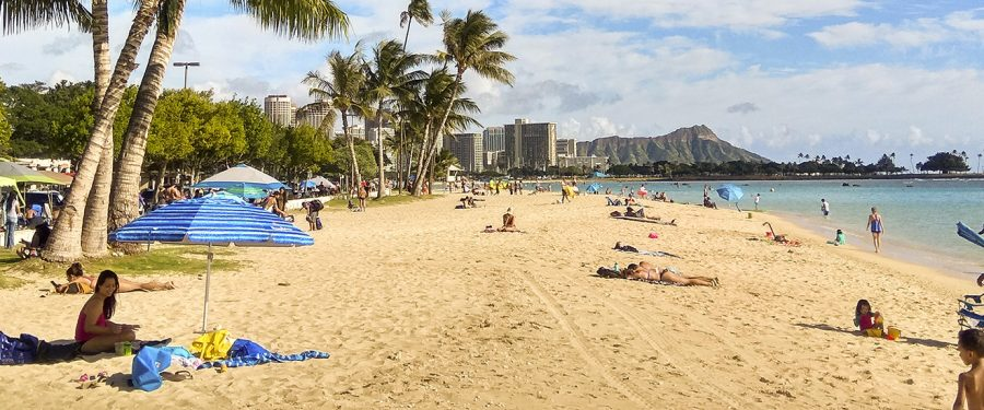 Honolulu, ovako miriši raj