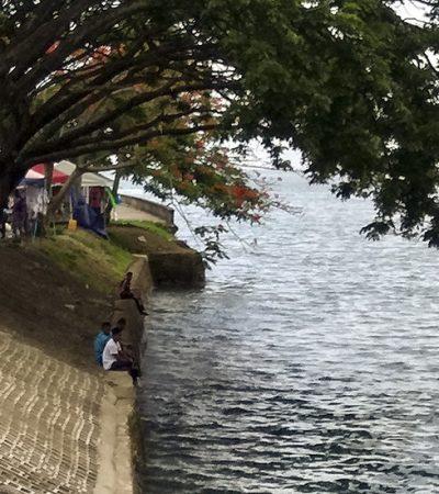Fidži, sedam dolara i vlaga
