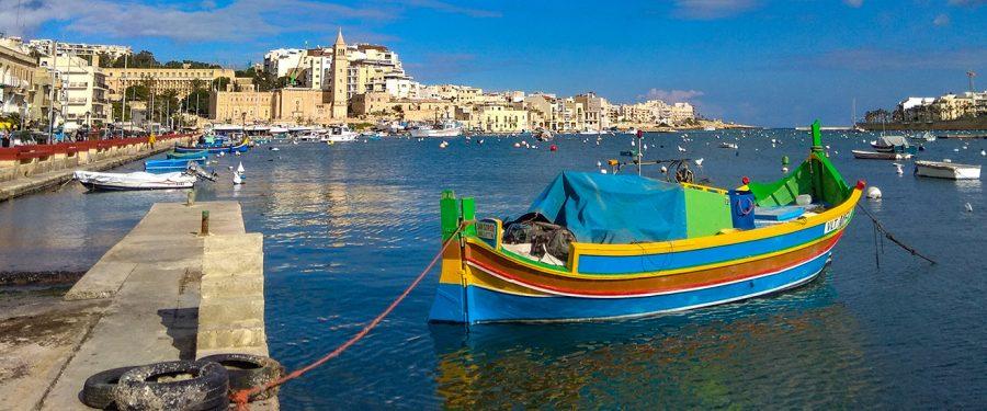 Malta, slika koja zrači pacifizmom